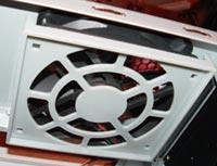 120mm fan mounting box.